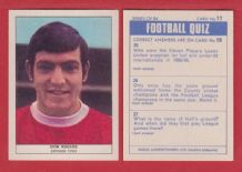 Swindon Town Don Rogers 17